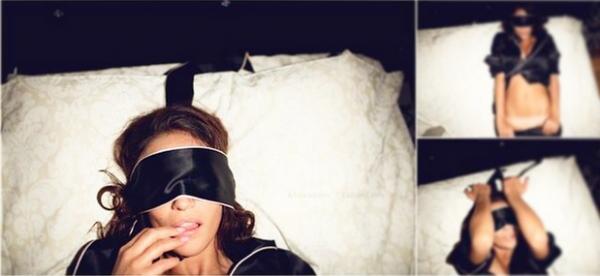 Алена Водонаева показала снимок в постели