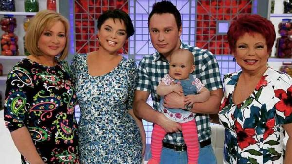 Дочери Светланы Пермяковой исполнилось 9 месяцев