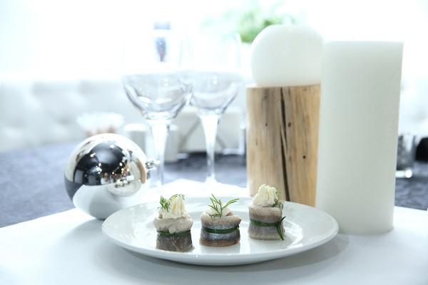 Рулеты из сельди к праздничному столу