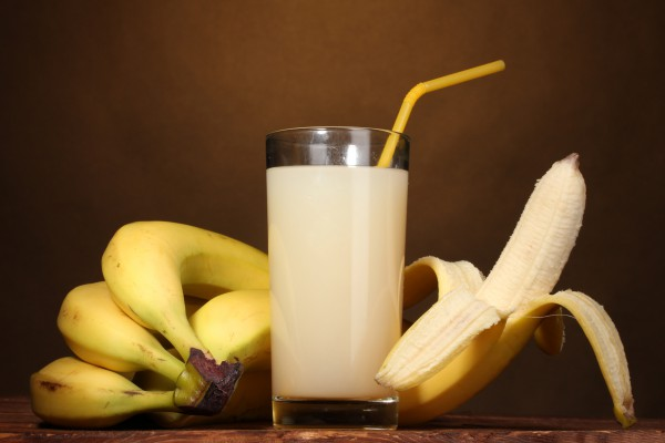 Рецепт                  Банановое пиво