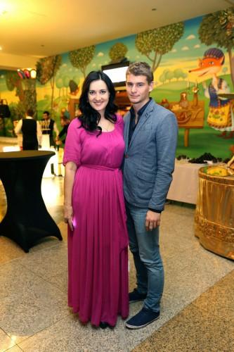 Соломия Витвицкая с женихом посещают светские мероприятия