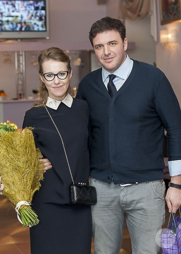 Собчак и Виторган встретились на телевидении