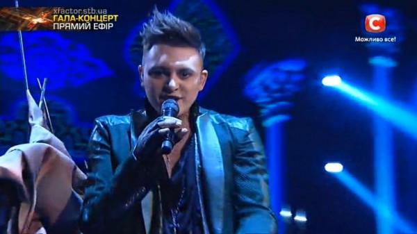 Х-фактор 7 сезон суперфинал: Алексей спел песню своего наставника