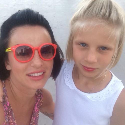 Юлия Волкова показала фото с подросшей дочерью