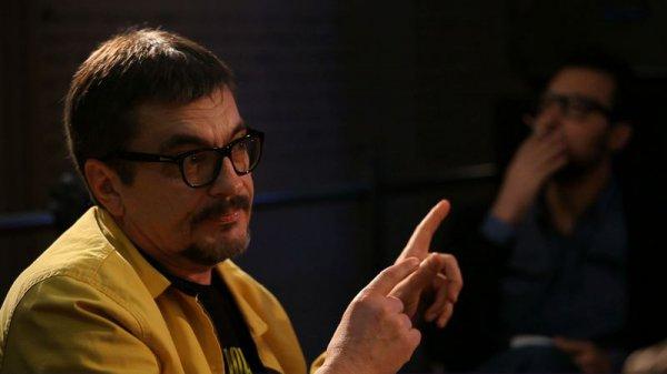Анатолий Метешко на съемках ВикторХлебоусовТВ