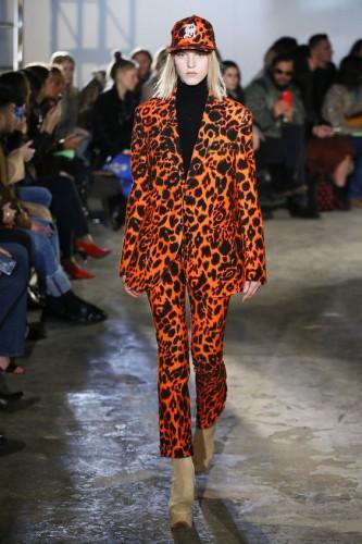 Цветной леопард