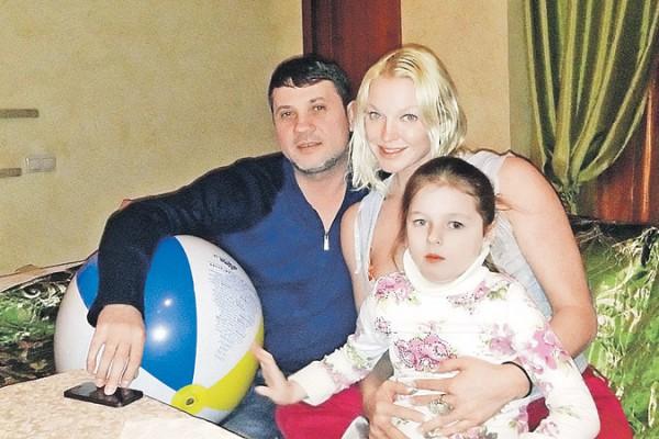 Дочке Анастасии Волочковой нравится ее новый поклонник