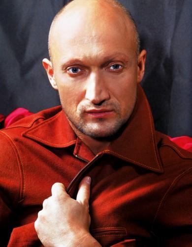 Гоша Куценко признался, что стесняется в присутвии Святослава Вакарчука