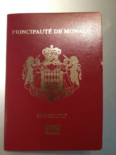 Паспорт дочери Виктории Бони