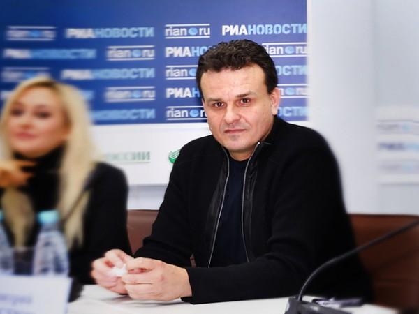 Дмитрий Костюк – один из продюсеров группы ВИА Гра