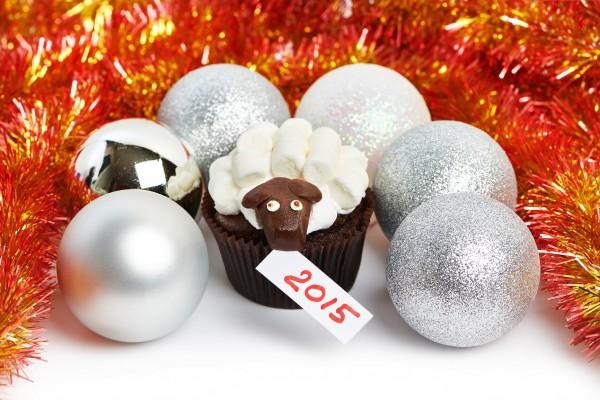 Новый год 2015 будет годом Овцы (Козы)