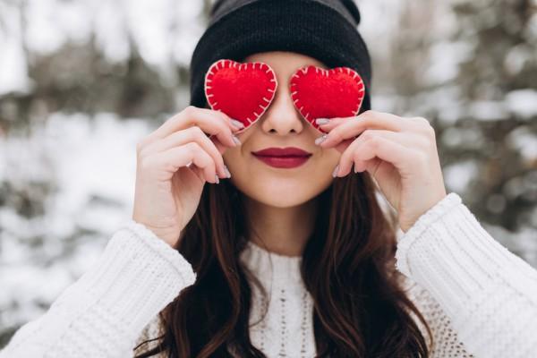 Будь шикарной на День святого Валентина!