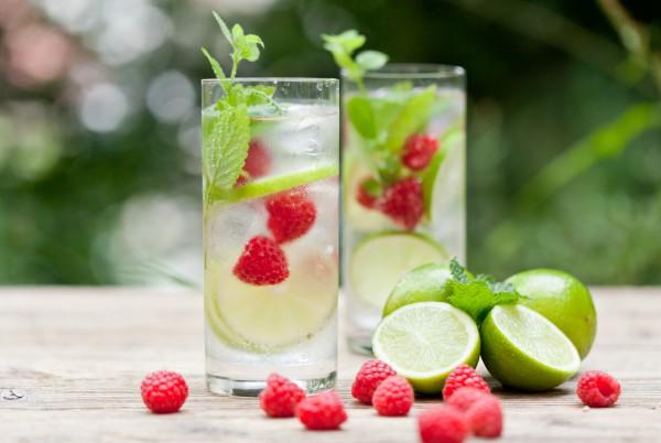 Рецепт                  Чайный лимонад