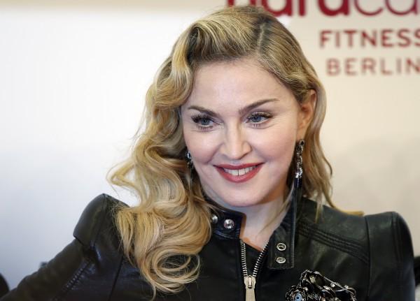 Мадонну ограбили