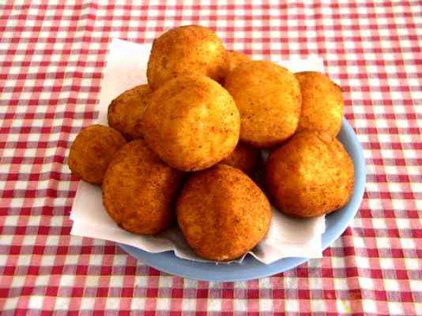 Рецепты блюд из картофеля с яйцами