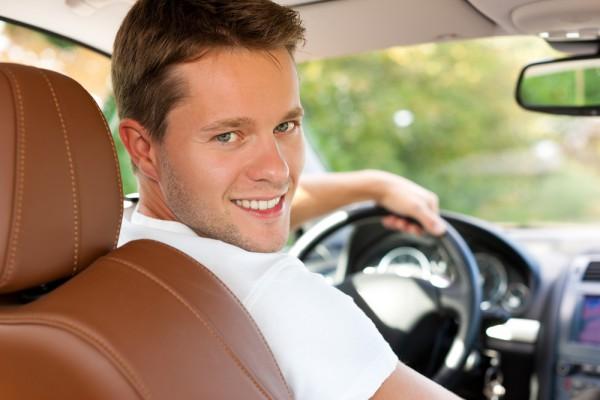 Мужчина с днем водителя