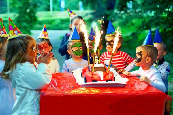 Праздник должен быть сладким, веселым и красивым