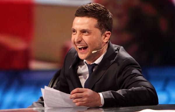 Актер Студии Квартал 95 Владимир Зеленский