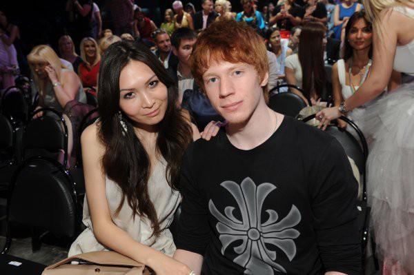 Никита Пресняков с Аидой