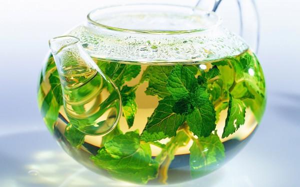 Рецепт                  Чай по-мароккански