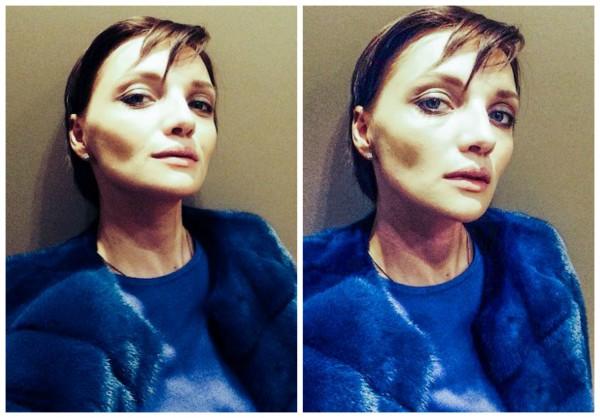 Актриса Екатерина Вилкова похудела после беременности