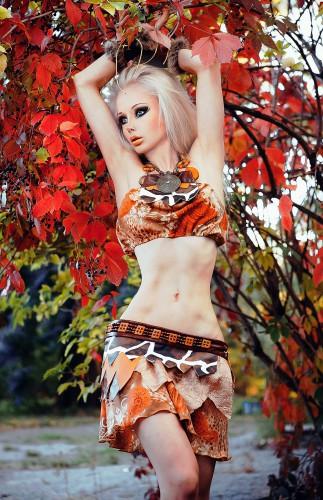 Валерия Лукьянова похвасталась формами
