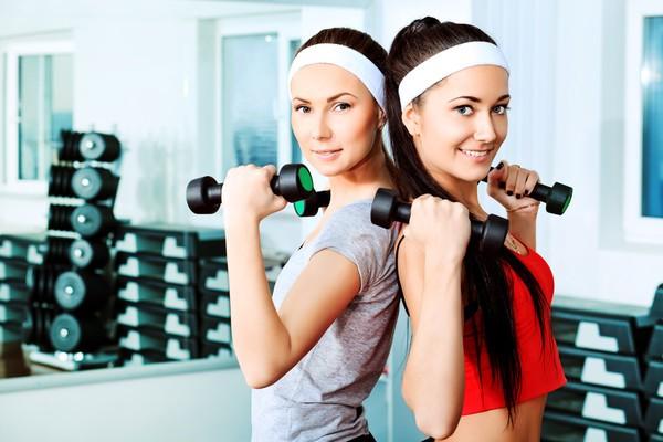 Упражнения для спины полезны и для талии