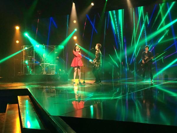 Х-фактор 7 сезон 7 прямой эфир: Софи Эллис-Бекстор и подопечные Данилко