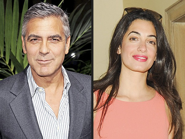 Амаль Аламуддин родит Клуни ребенка?