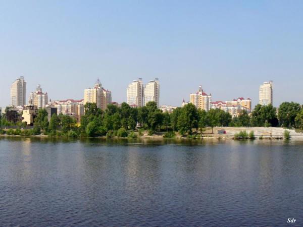 Озеро Министерка
