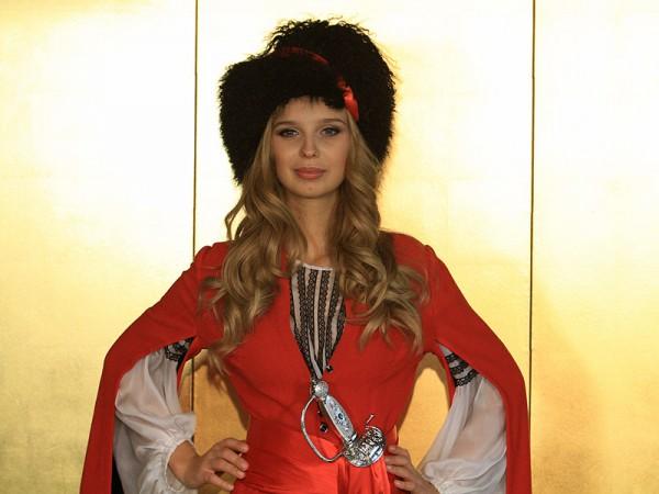 Анастасия Чернова из Харькова представит Украину на конкурсе Мисс Вселенная 2012