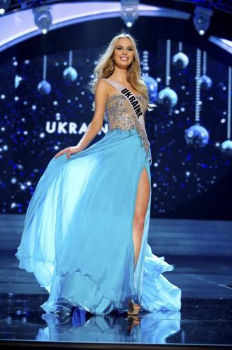 Мисс Украина Вселенная 2012 Анастасия Чернова