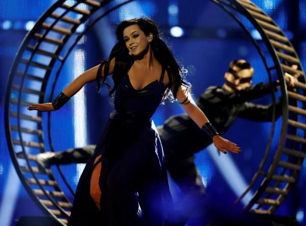 Мария Яремчук, представительница Украины, прошла в финал конкурса Евровидение 2014