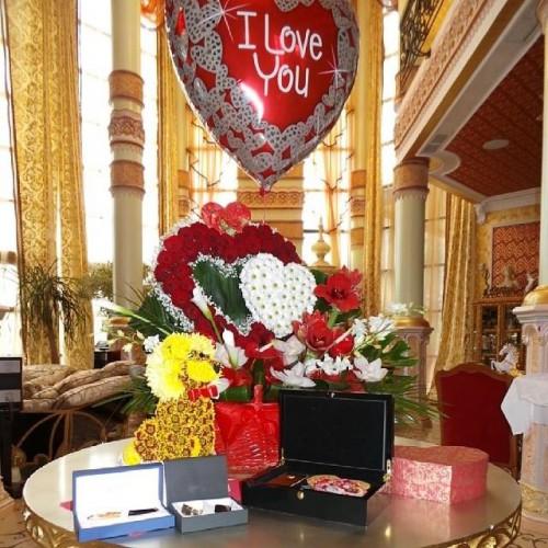 Камалия показала фото своих подарков