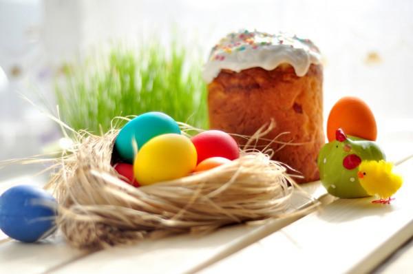 Праздник Пасхи начинается в субботу