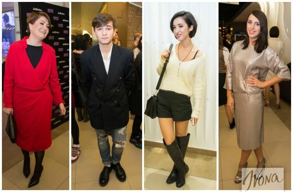 Состоялась церемония открытия Ukrainian Fashion Week