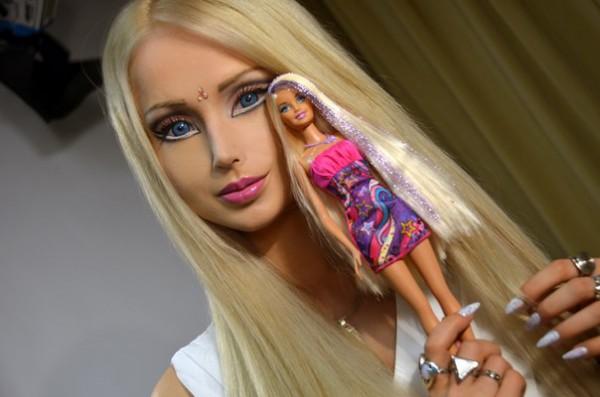 Живые куклы девушки которые