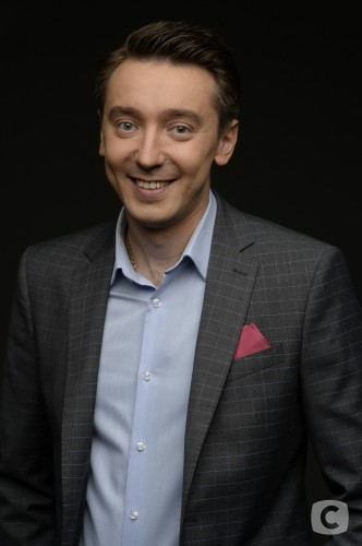 Михаил Присажнюк - новый ведущий проекта