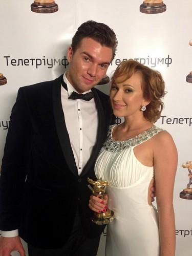 Ксения Бугримова в компании третьего холостяка – Андрея Искорнева