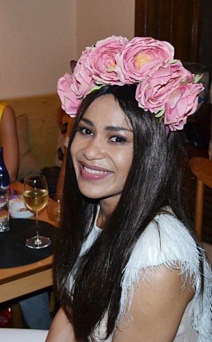 Украинская певица Гайтана
