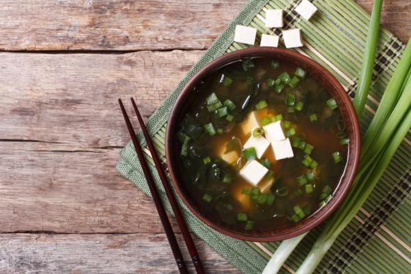 Мисо суп: рецепт с фото