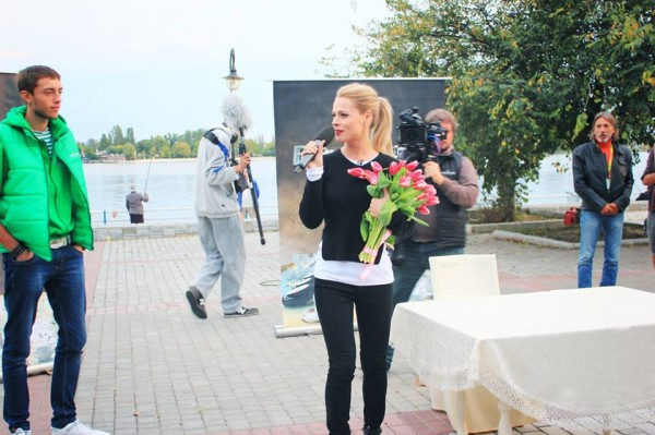 Ольга Фреймут делает выбор в пользу комфортных образов