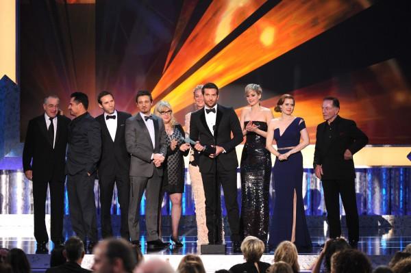 Гильдия киноактеров США вручила свои награды