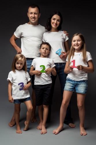 Валентина Хамайко с семьей фото