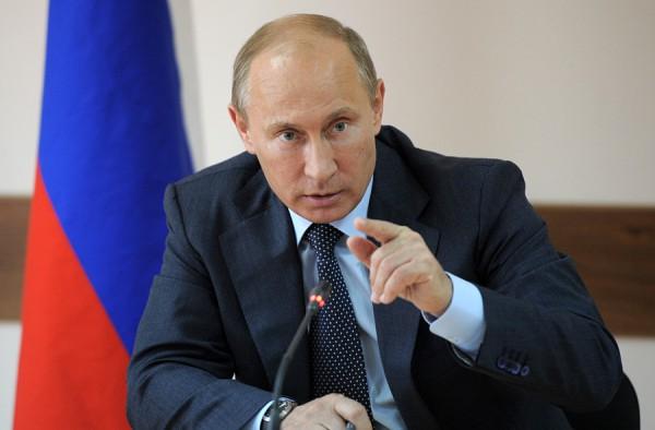 Владимир Путин рассказал о накоплении в России 90 миллиардов тонн отхо ...