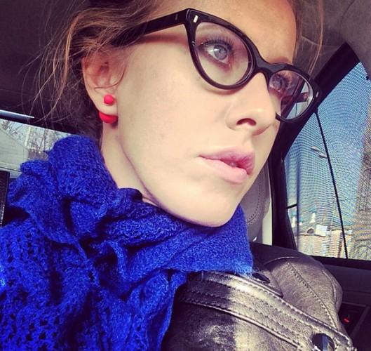Ксения Собчак получила в подарок утерянное кольцо