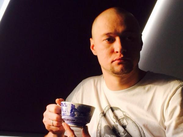 Андрей Хлывнюк, лидер группы Бумбокс.