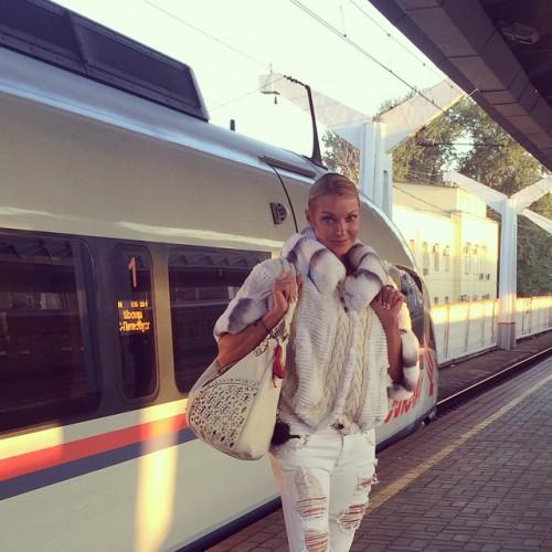 Анастасия Волочкова удивила внешним видом