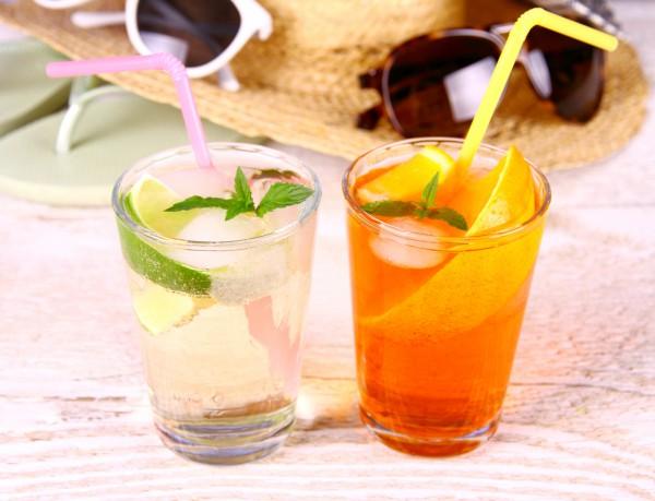 Рецепт                  Апельсиновый мохито