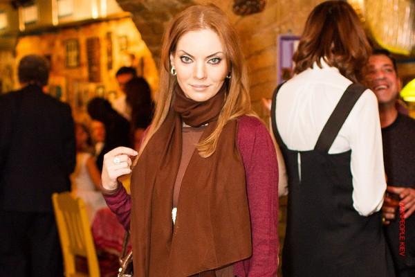 Украинская светская львица Наталья Окунская заявила, что у нее есть компромат на Юлию Тимошенко